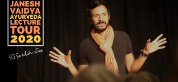 Föreläsning med Janesh Vaidya 15 mars kl. 13