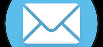 Ny mailadress för anmälan till pass!